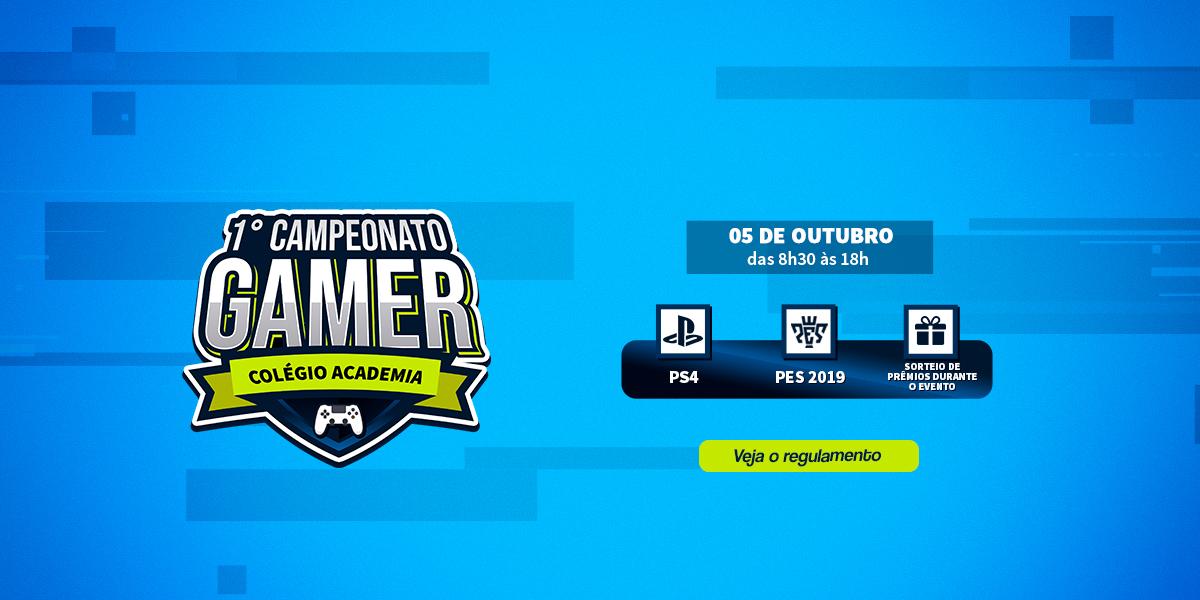 Colégio Academia Gamer