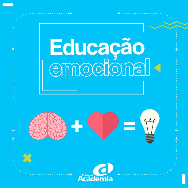 Educação emocional na escola? Pode isso?